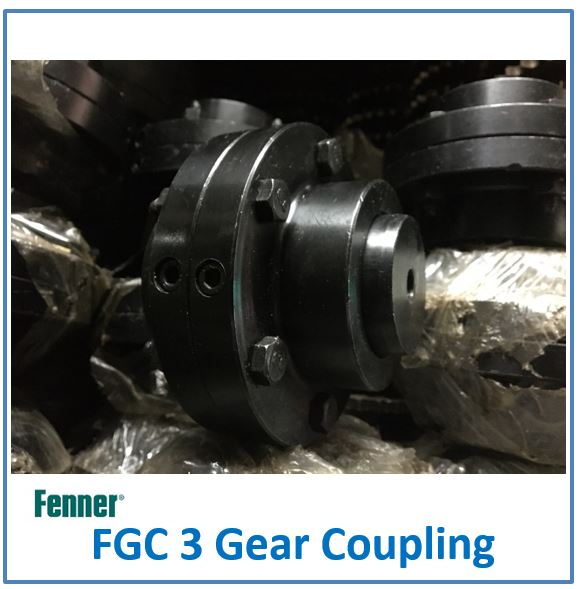 FGC 3 Gear Coupling