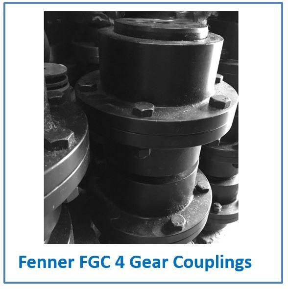 FGC 4 Gear Coupling