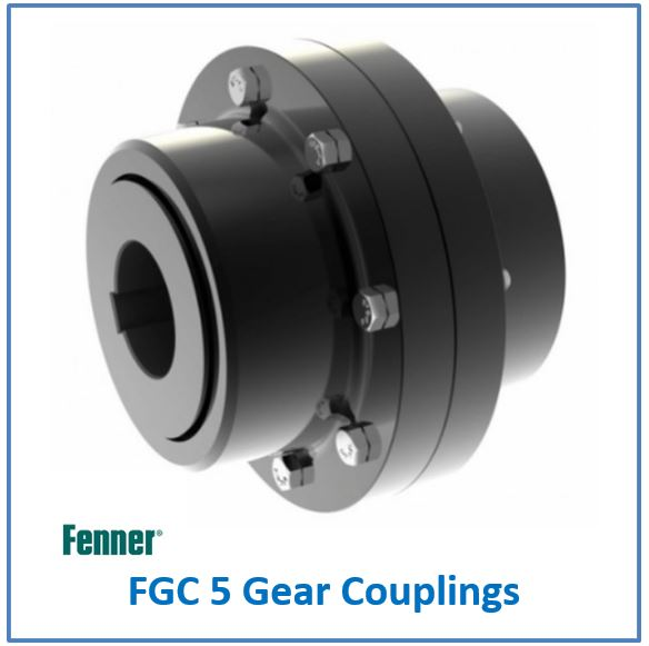 Fenner FGC 5 Couplings