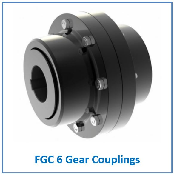Fenner FGC 6 Couplings
