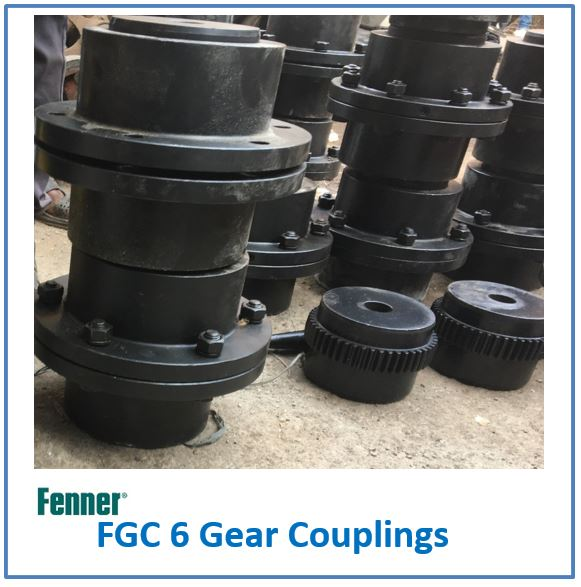 FGC 6 Gear Coupling