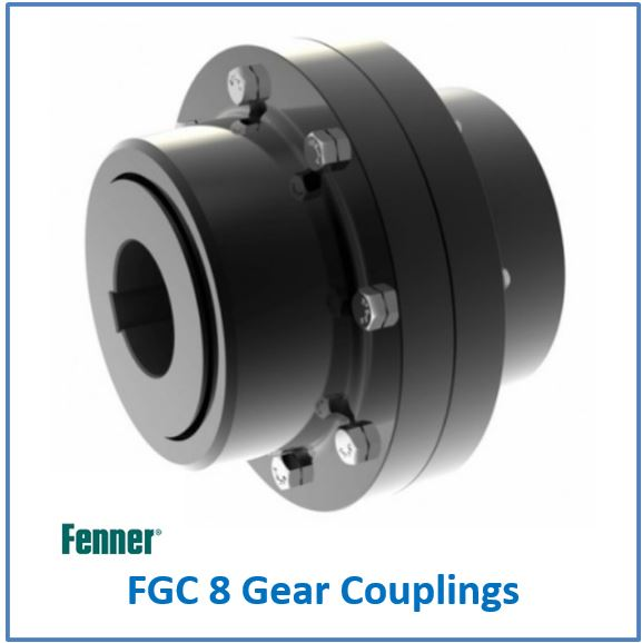 Fenner FGC 8 Couplings