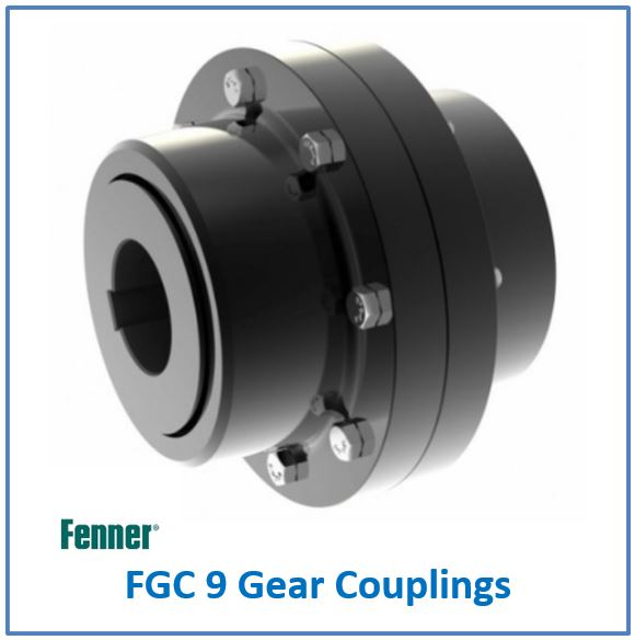 Fenner FGC 9 Couplings