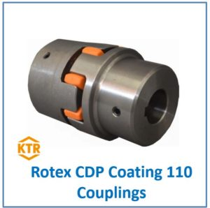 Rotex CDP Coating 110 Coupling
