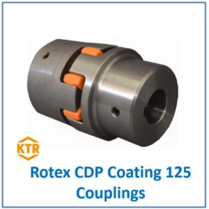 Rotex CDP Coating 125 Coupling