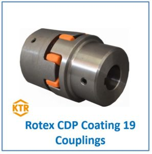 Rotex CDP Coating 19 Coupling