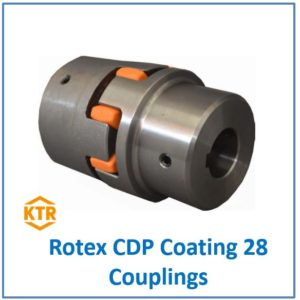 Rotex CDP Coating 28 Coupling