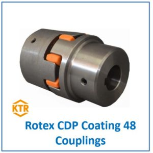 Rotex CDP Coating 48 Coupling
