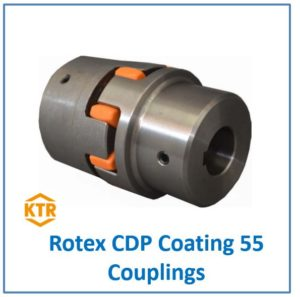 Rotex CDP Coating 55 Coupling