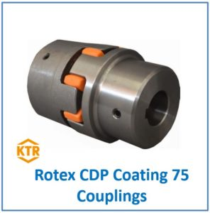 Rotex CDP Coating 75 Coupling