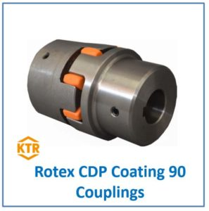 Rotex CDP Coating 90 Coupling