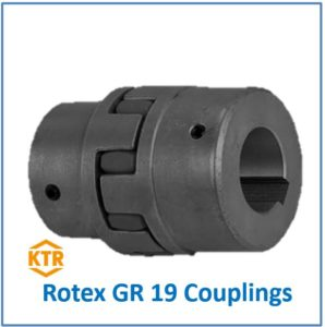 Rotex GR 19 Couplings