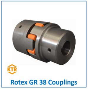 Rotex GR 38 Couplings