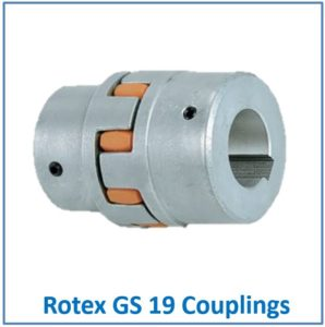 Rotex GS 19 Couplings