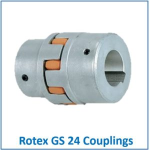 Rotex GS 24 Couplings