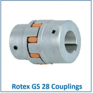 Rotex GS 28 Couplings