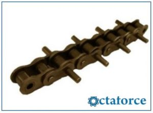 ANSI Extended Pin Standard Roller Chain – DD-3 Attachment - Attachment Chain