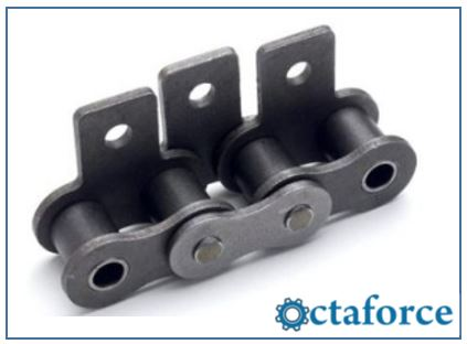ANSI Standard Roller Chain – SA-1 Attachment- Roller Chain