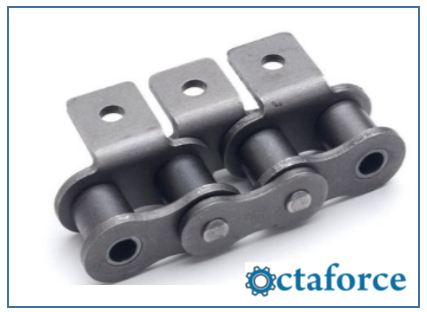 ISO British Standard Chain with Attachments SA-1- Roller Chain