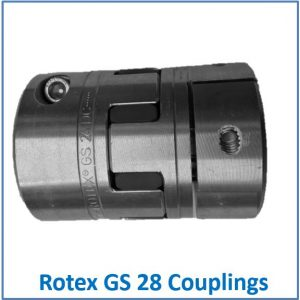 Rotex Size GS 28 Couplings